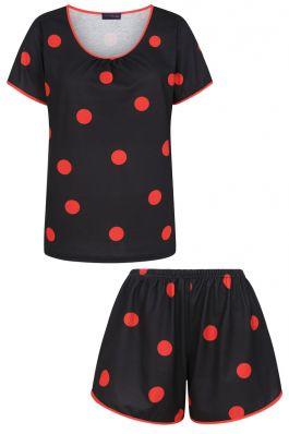 Jersey Shorts Pyjama Set