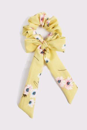 Bow Scrunchies 3pck