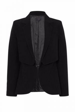 The Mayfair Jacket with Cufflink Button