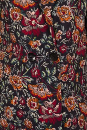 Floral Charlotte Coat