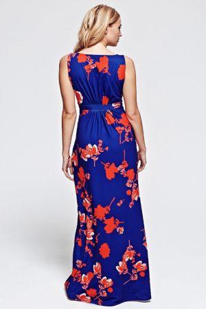 Empire Line Maxi Dress