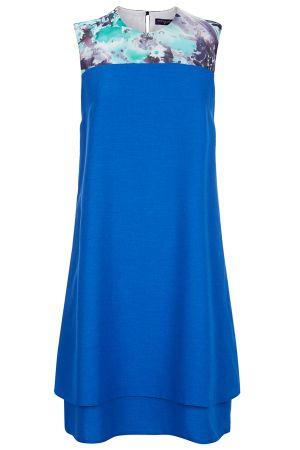 Chiffon Double Layered Dress