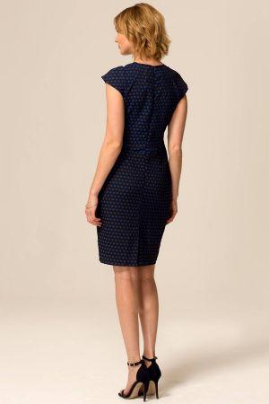 Jenny Dotty Shift Dress