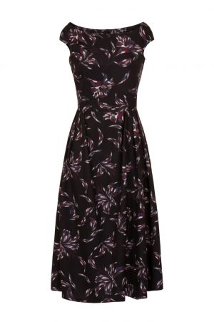 Midi Length Tea Dress