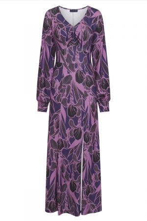 Gemma Dress with Long Sleeves