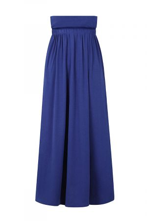 Roll Top Maxi Skirt