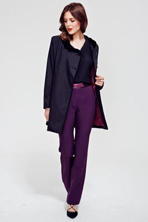 Cross Over 60s Style Coat