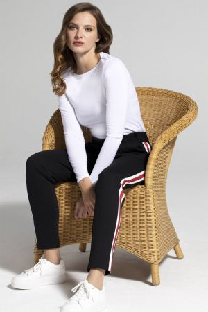 Luxe-lounge Ponte Trousers